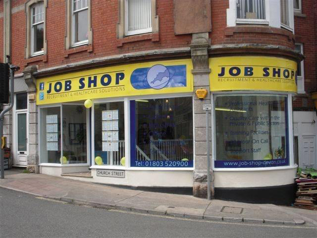 Job Shop in Paignton
